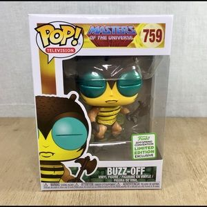 Buzz off Masters Of The Universe Funko Pop